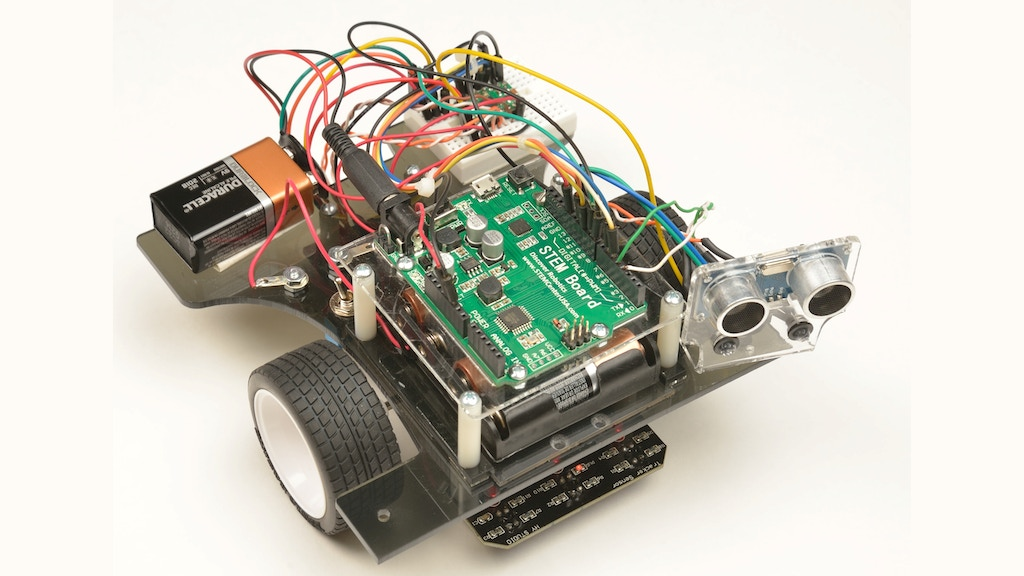 Pi bot the next great tool for learning arduino robotics