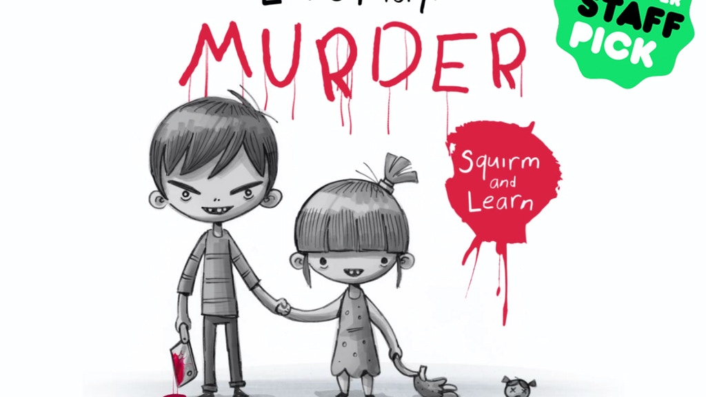"""Let's Play: MURDER - A """"Squirm & Learn"""" picture book project video thumbnail"""