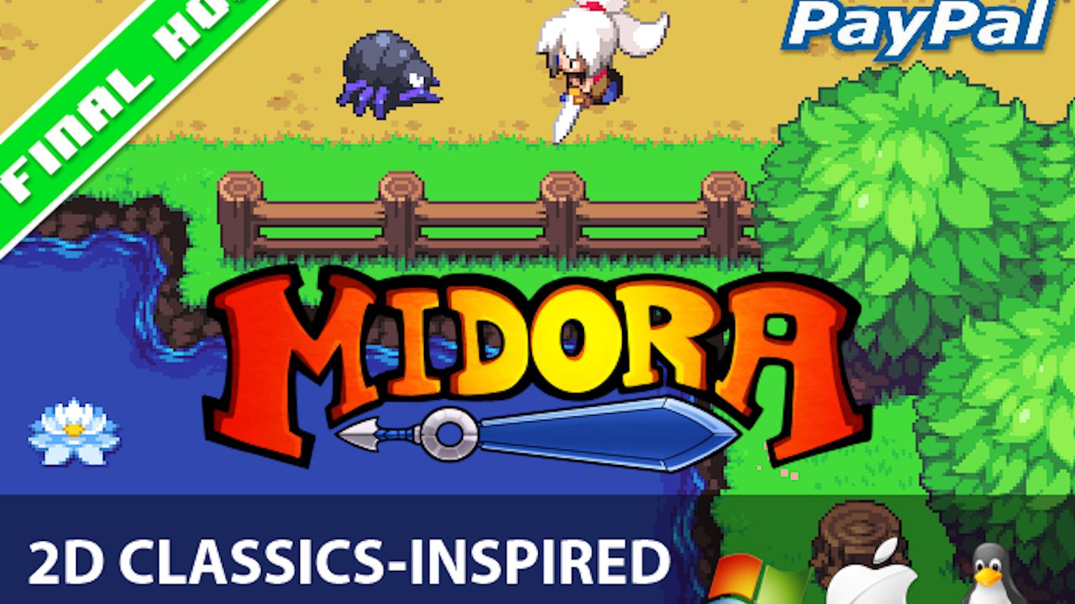 Midora by Epic Minds — Kickstarter