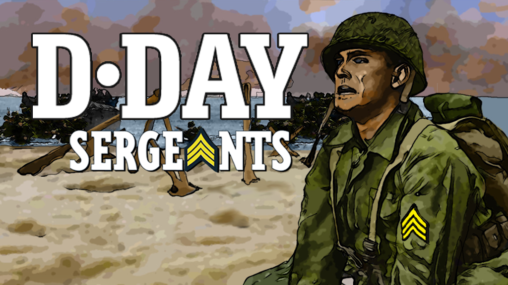 D-Day Sergeants Boardgame project video thumbnail