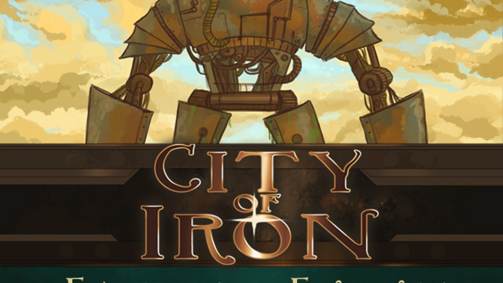 City of Iron: Experts and Engines project video thumbnail