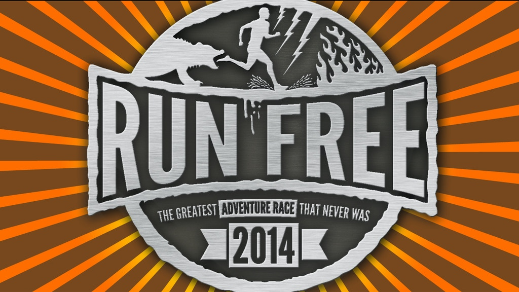 Run Free 2014 - The Greatest ADVENTURE RACE That Never Was project video thumbnail