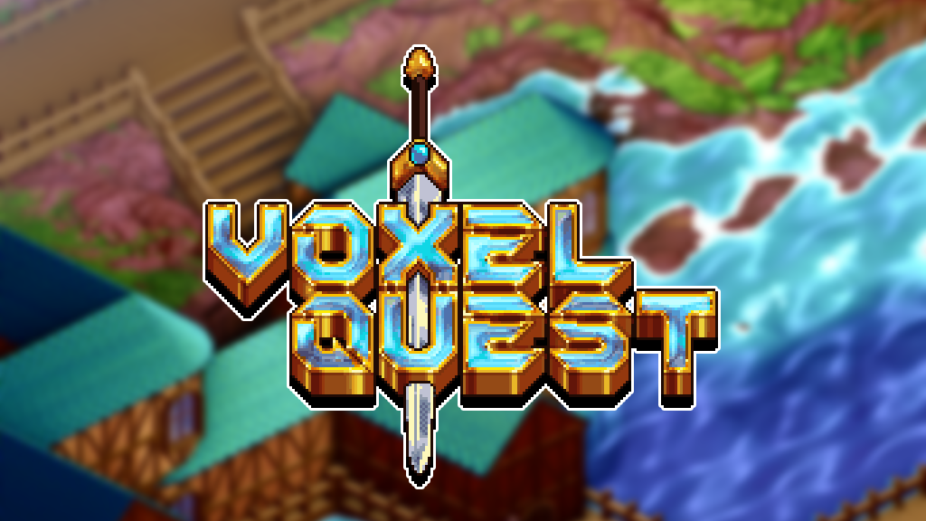 Voxel Quest project video thumbnail
