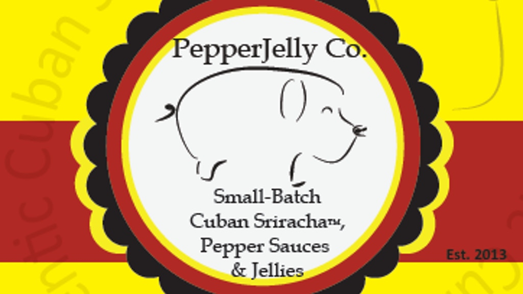 PepperJelly Co. Jellies, Jerkies & Cuban Sriracha Ketchup project video thumbnail