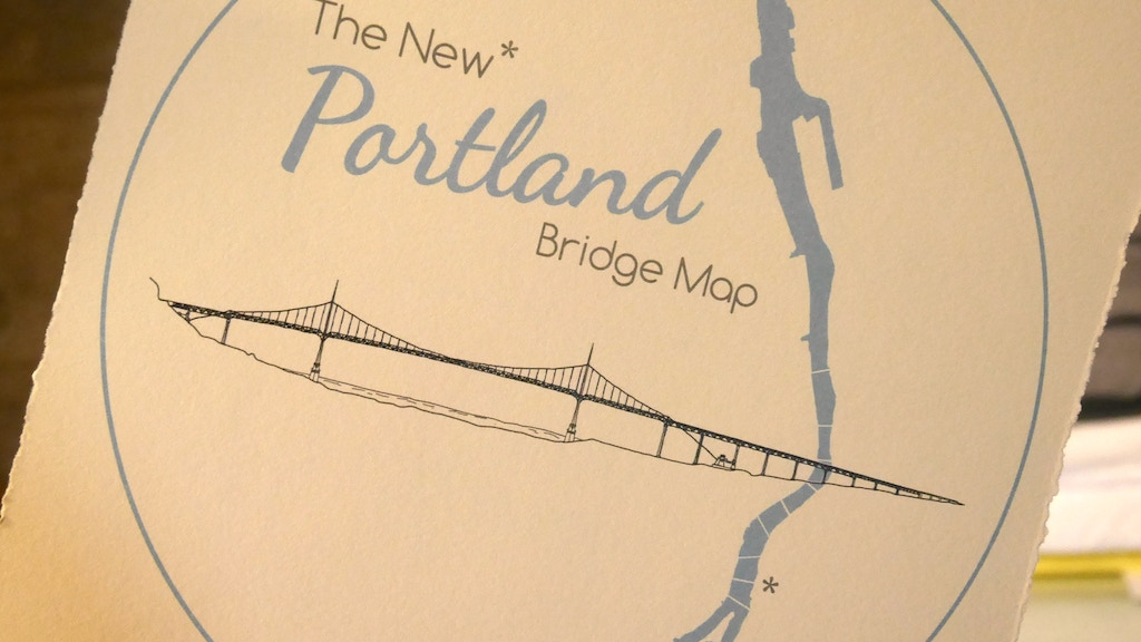 The New Portland Bridge Map project video thumbnail