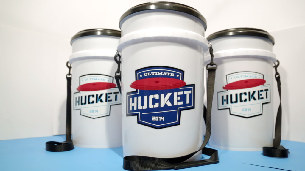 Ultimate Frisbee Hucket Bucket project video thumbnail