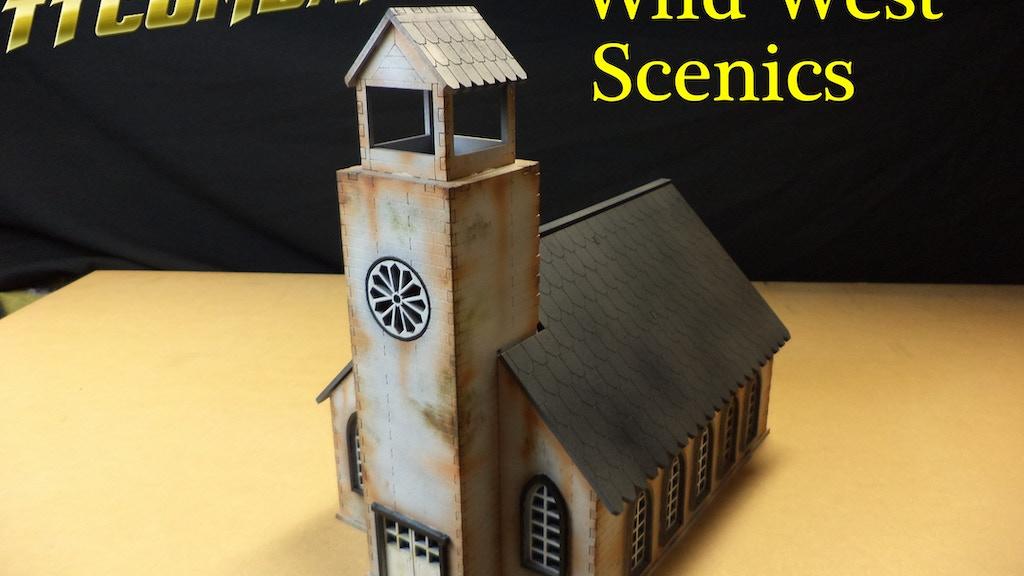 TTCombat presents - Wild West Scenics project video thumbnail