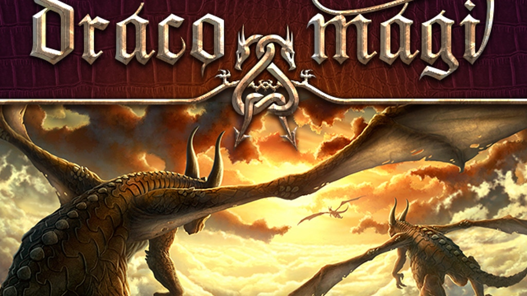 Draco Magi project video thumbnail