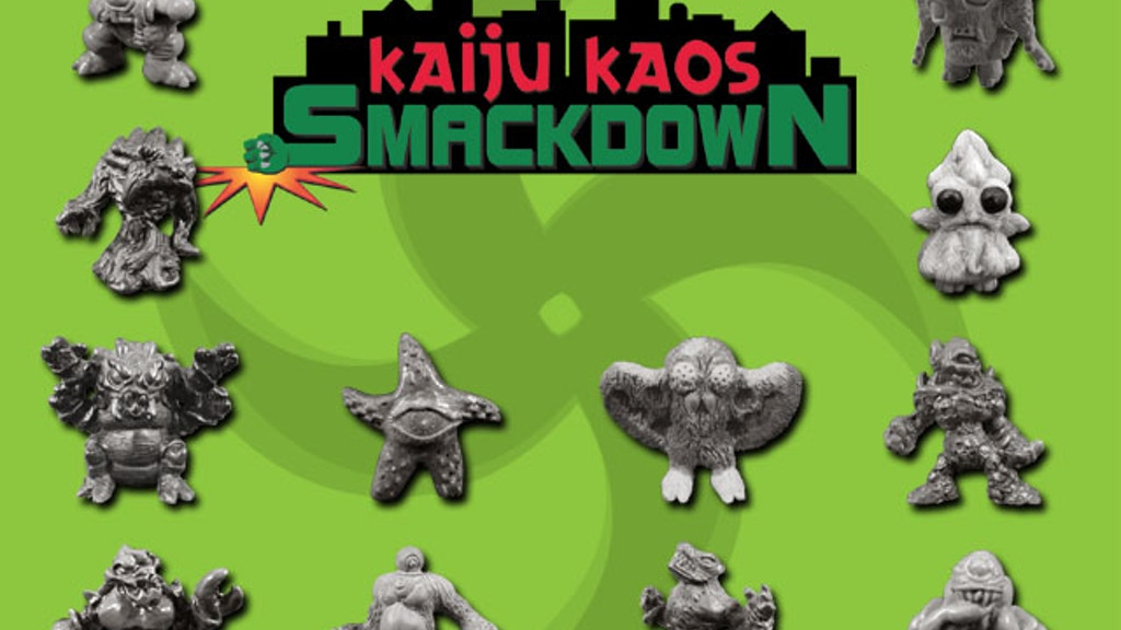 Kaiju Kaos: Smackdown project video thumbnail