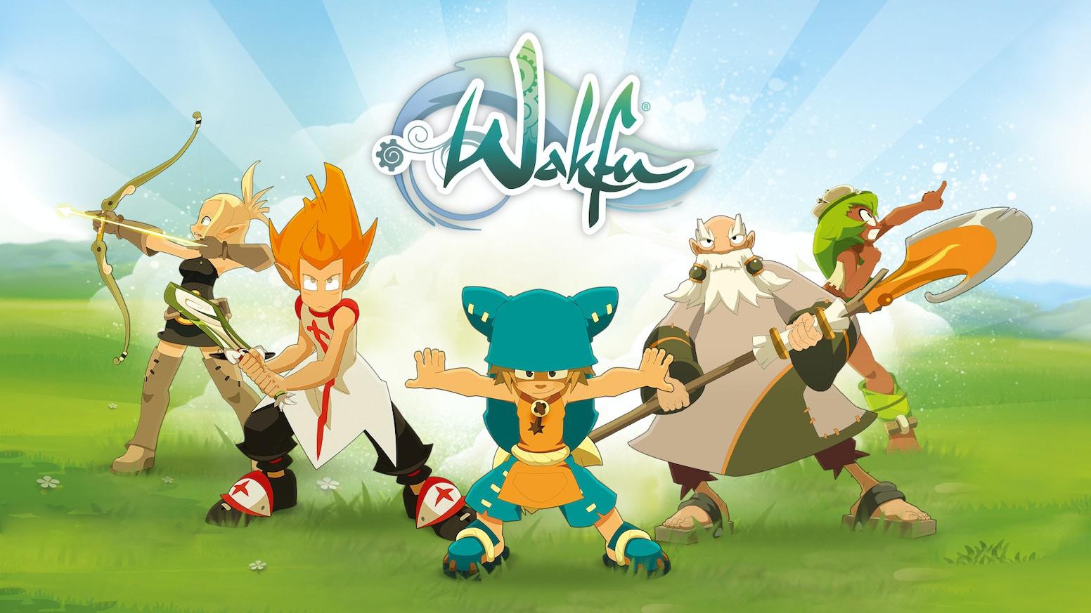 WAKFU: The Animated Series by Ankama — Kickstarter