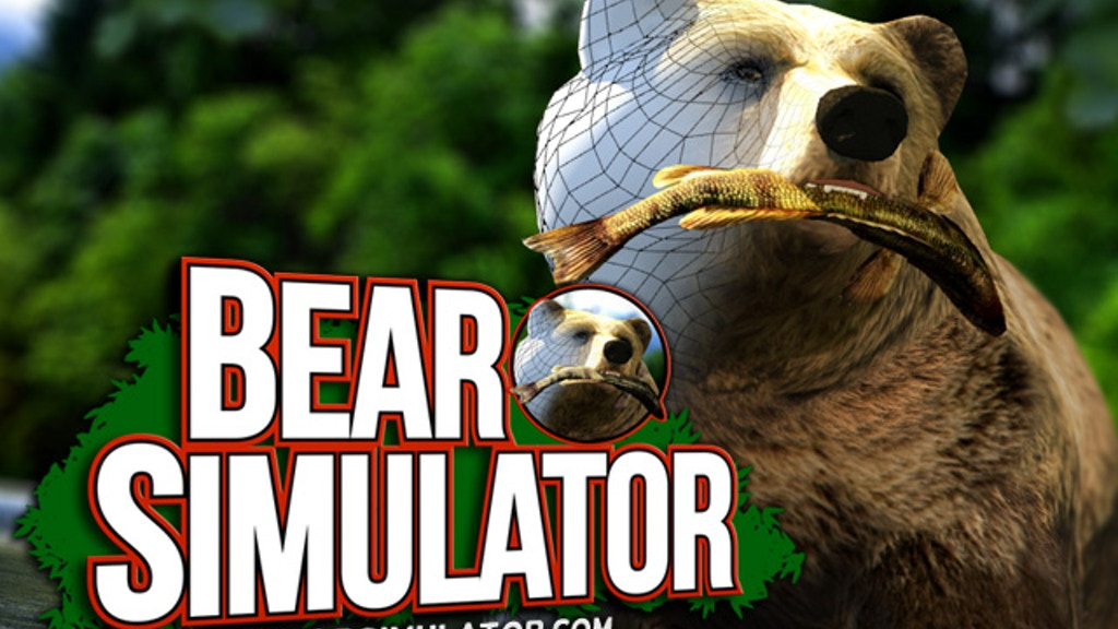 Bear Simulator project video thumbnail