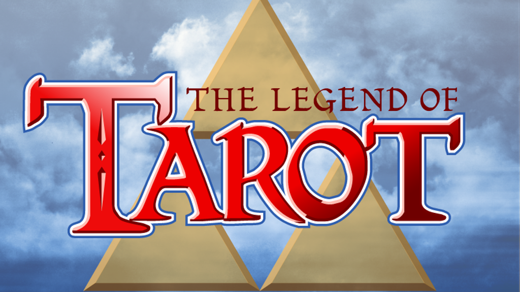 The Legend of Tarot - a Tarot deck for gamers project video thumbnail