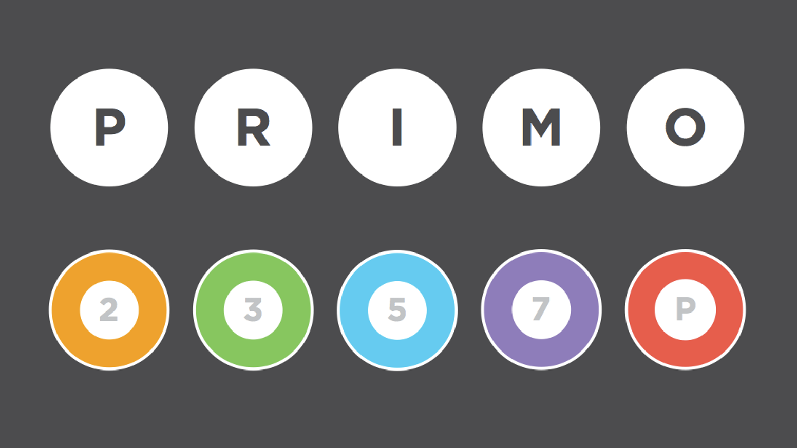 primo: the beautiful, colorful, mathematical board game by math for