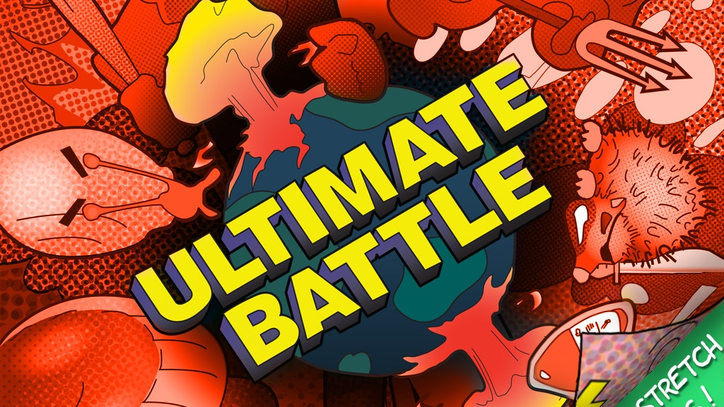 Ultimate Battle - The Creative Card Battle Game project video thumbnail