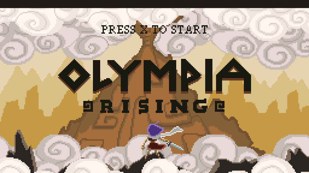 Olympia Rising project video thumbnail