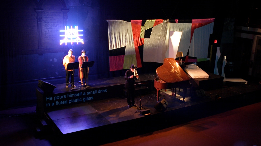 3 OPERAS BY ROBERT ASHLEY AT THE 2014 WHITNEY BIENNIAL project video thumbnail