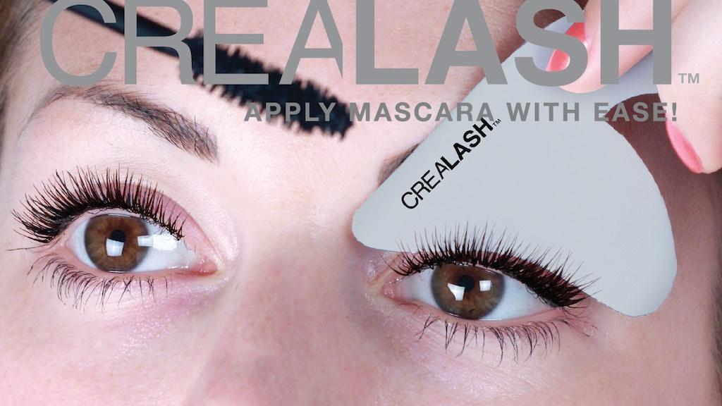 CreaLash - For perfect Mascara and Eye Shadow Application! project video thumbnail