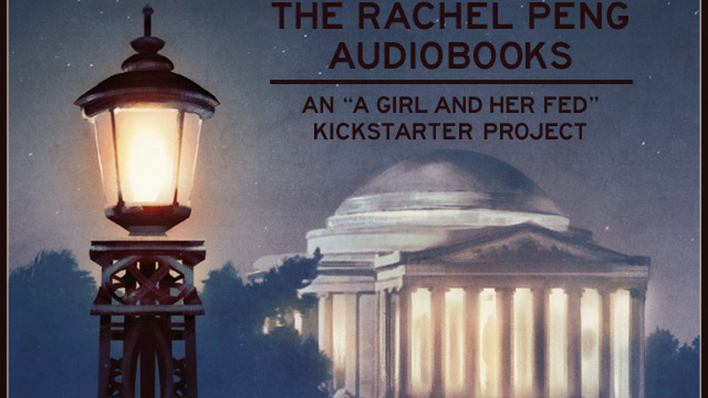 Rachel Peng Audiobooks project video thumbnail