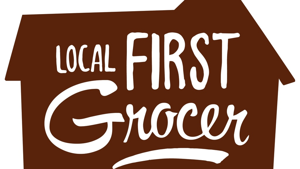 Local First Grocer - Reclaiming our food economy! project video thumbnail