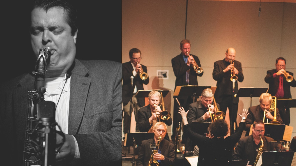 JILL TOWNSEND BIG BAND RECORDS COMPOSITIONS OF ROSS TAGGART project video thumbnail