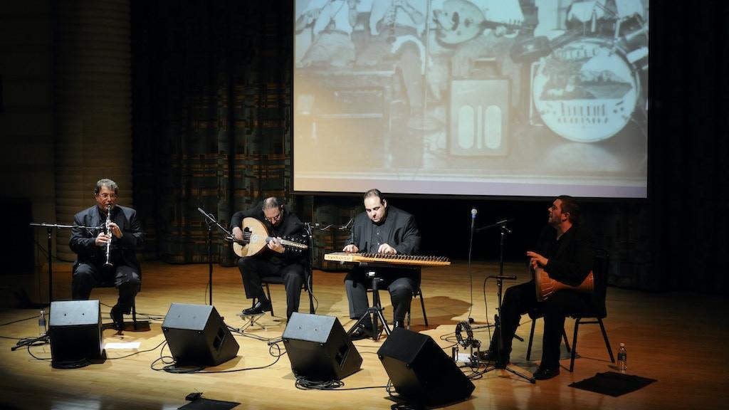 Detroit HYE Times - Armenian Music in Detroit project video thumbnail
