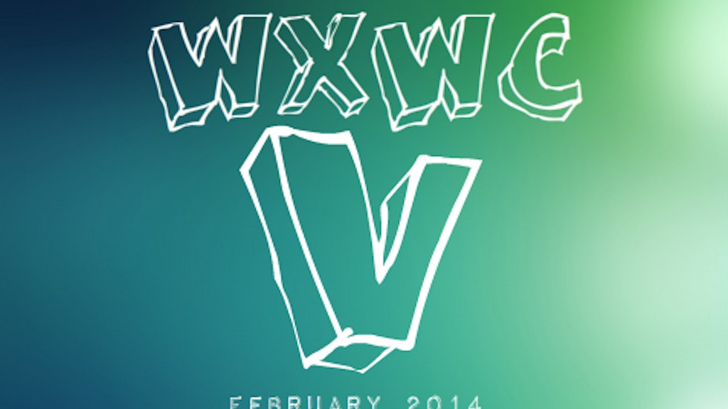 WXWC V project video thumbnail