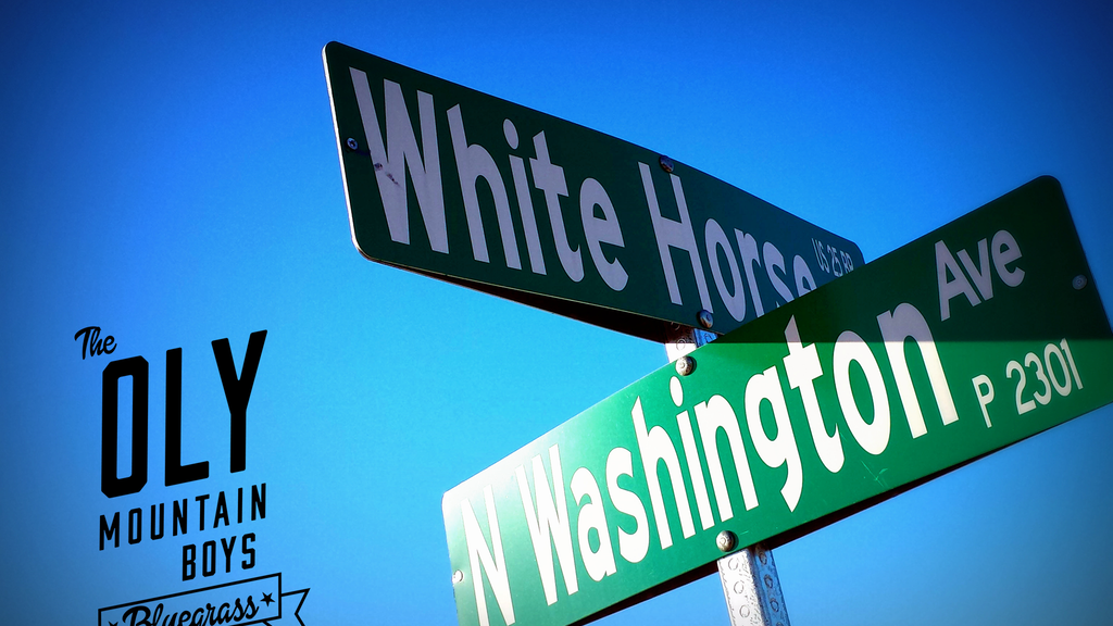 """White Horse"" - a bluegrass concept album project video thumbnail"