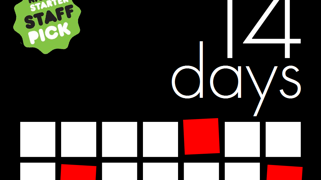 14 Days: A game about life with migraines project video thumbnail