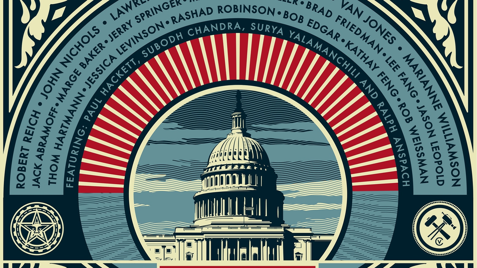 PAY 2 PLAY is a fun documentary chronicles the corrupting influence of money in politics and what we can do fix the system.