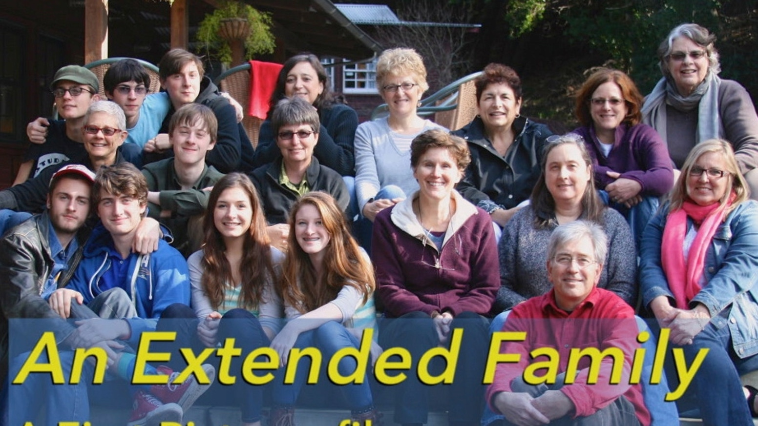 an extended family a documentary about family re imagined by