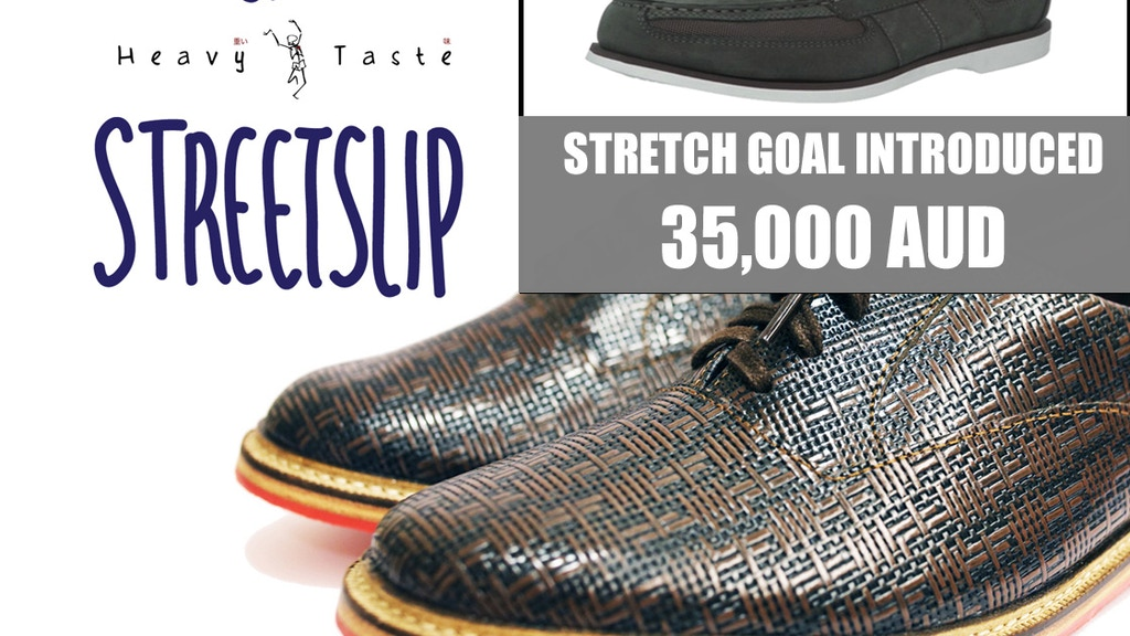 Street Slips: Slip-On Shoes that you will love! project video thumbnail