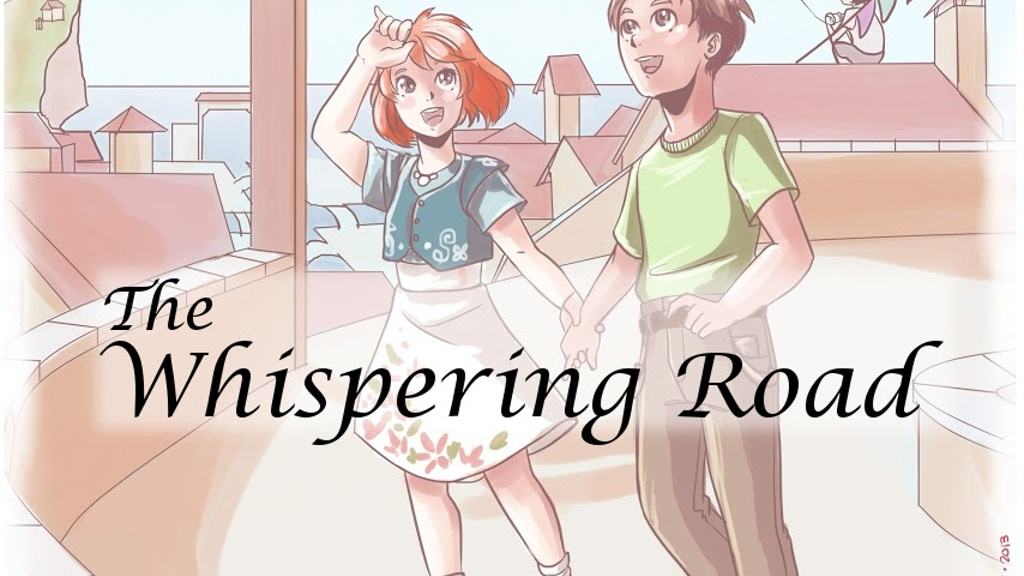 The Whispering Road: A Miyazaki-inspired Tabletop RPG project video thumbnail
