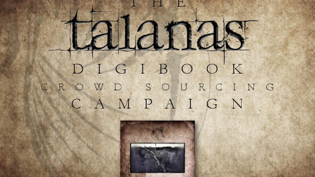 TALANAS - 'ASYLUM' digibook album project video thumbnail