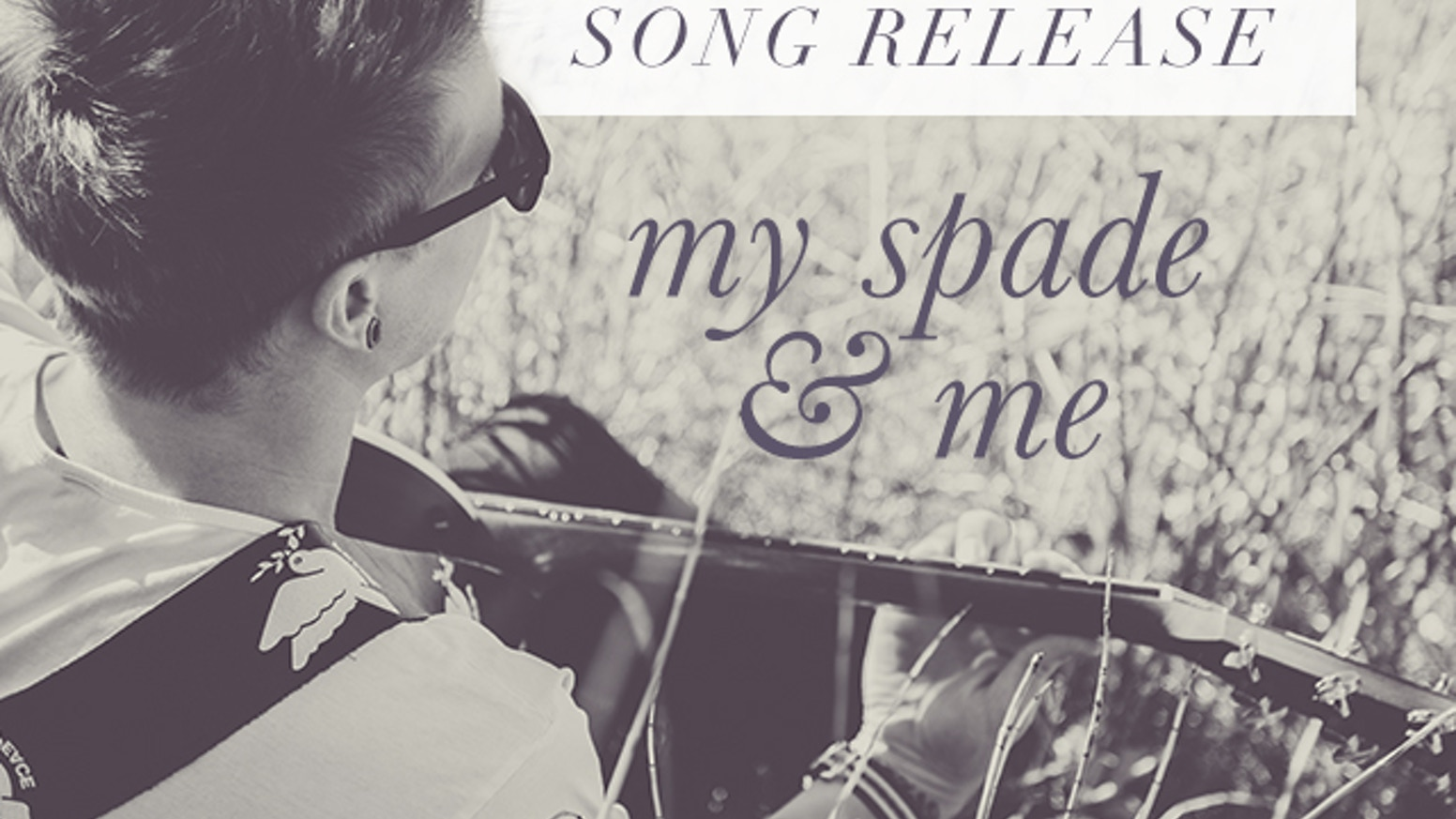 5448e5705 A new FREE release song called  My Spade   Me . The song describes the  holes I ve dug and the grace God has filled them in with.