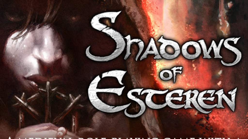 Shadows of Esteren - A Medieval Horror RPG: Tuath project video thumbnail