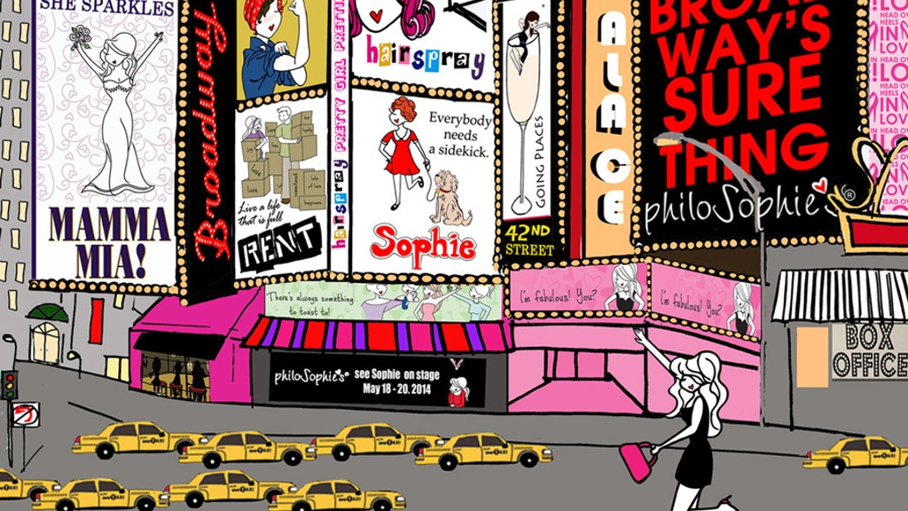 philoSophie's in NYC project video thumbnail