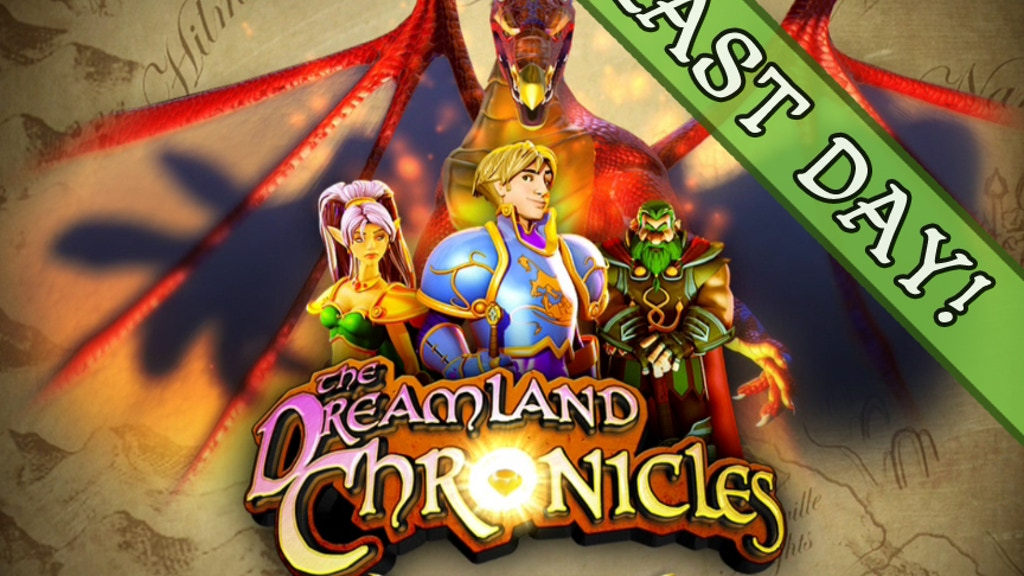 The Dreamland Chronicles Digital Trading Card Game project video thumbnail