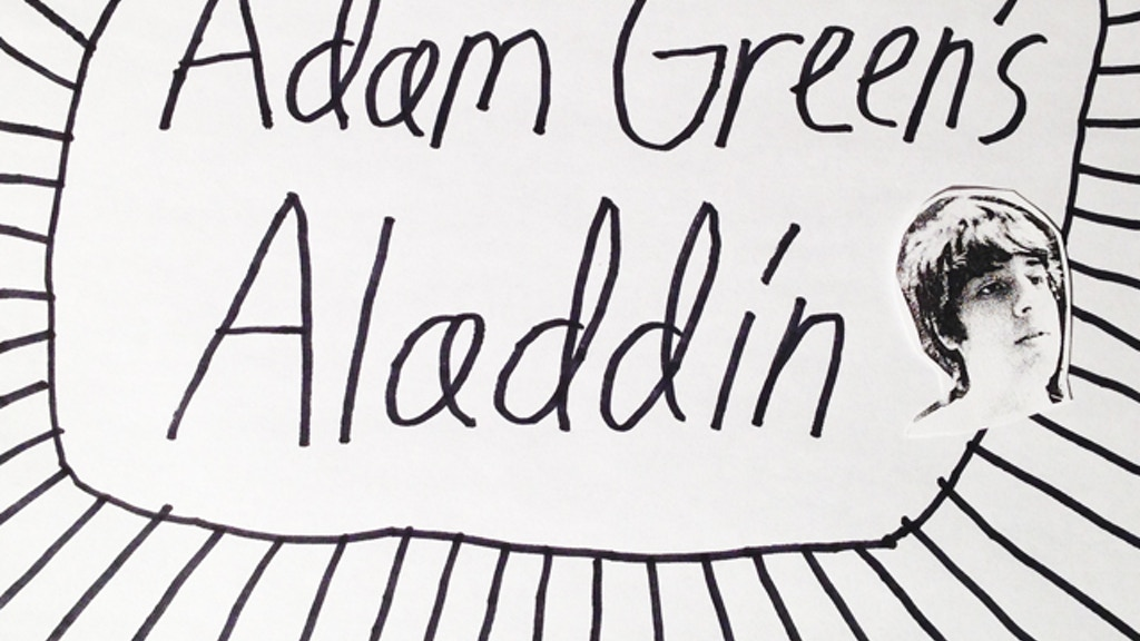 Adam Green's Aladdin Feature Film project video thumbnail