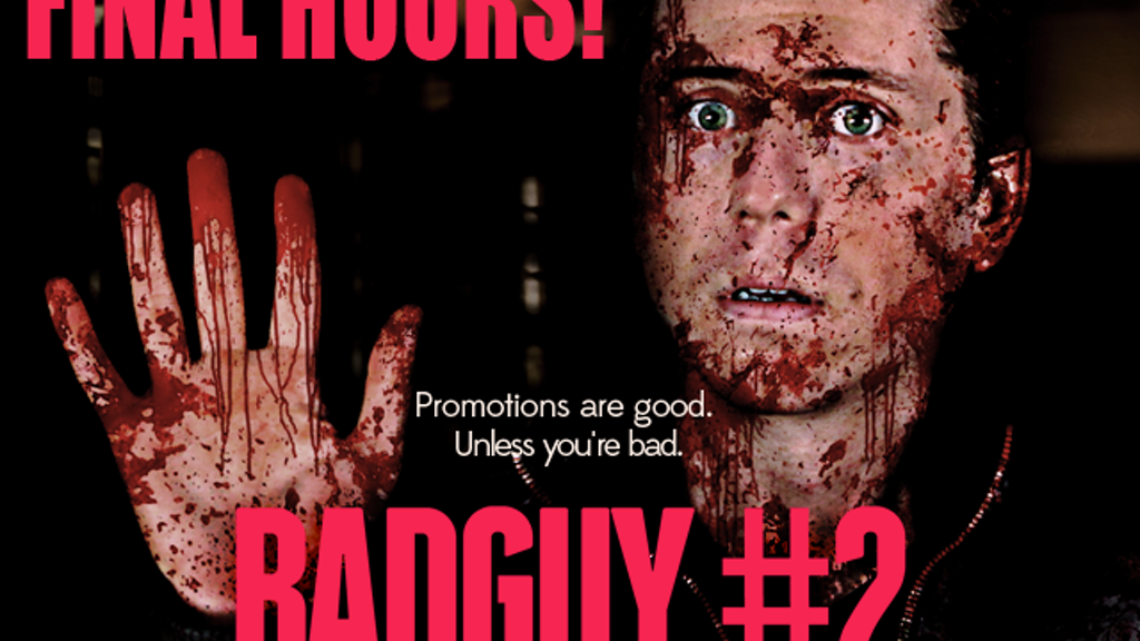 Bad Guy #2 project video thumbnail
