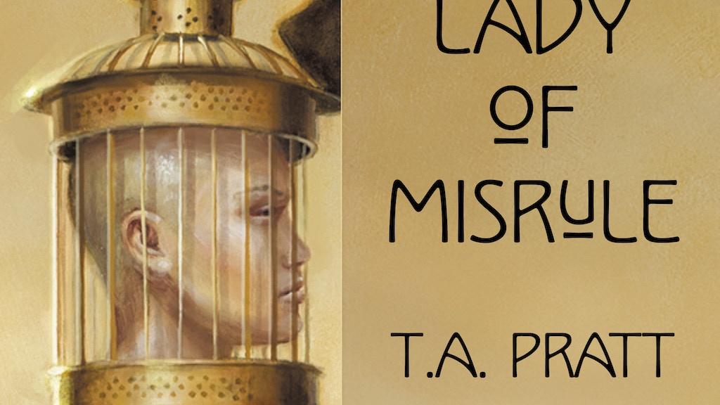 Lady of Misrule: A Marla Mason Novel project video thumbnail