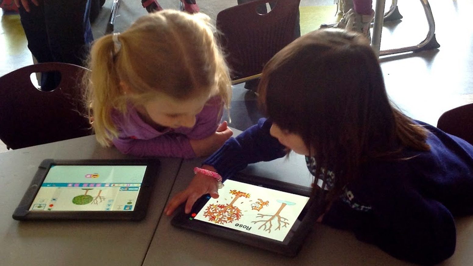 Coding is the new literacy. With ScratchJr, young children (ages 5-7) learn to program their own interactive stories and games. Want to download the app? See scratchjr.org