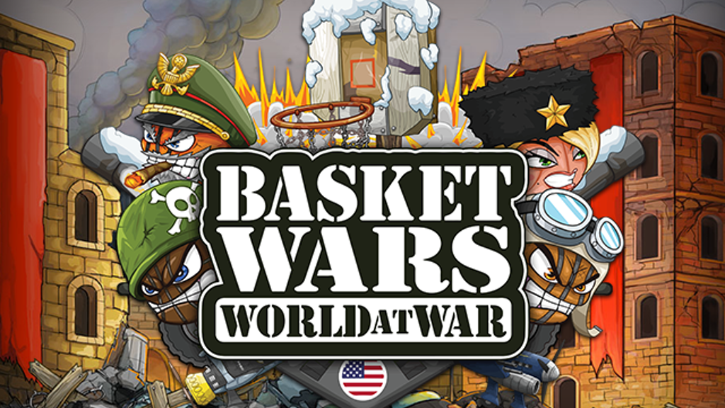 BasketWars: World at War for iOS project video thumbnail