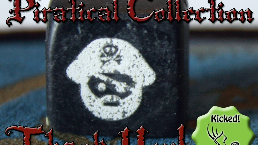 The Piratical Collection of Leather Pouch Games project video thumbnail