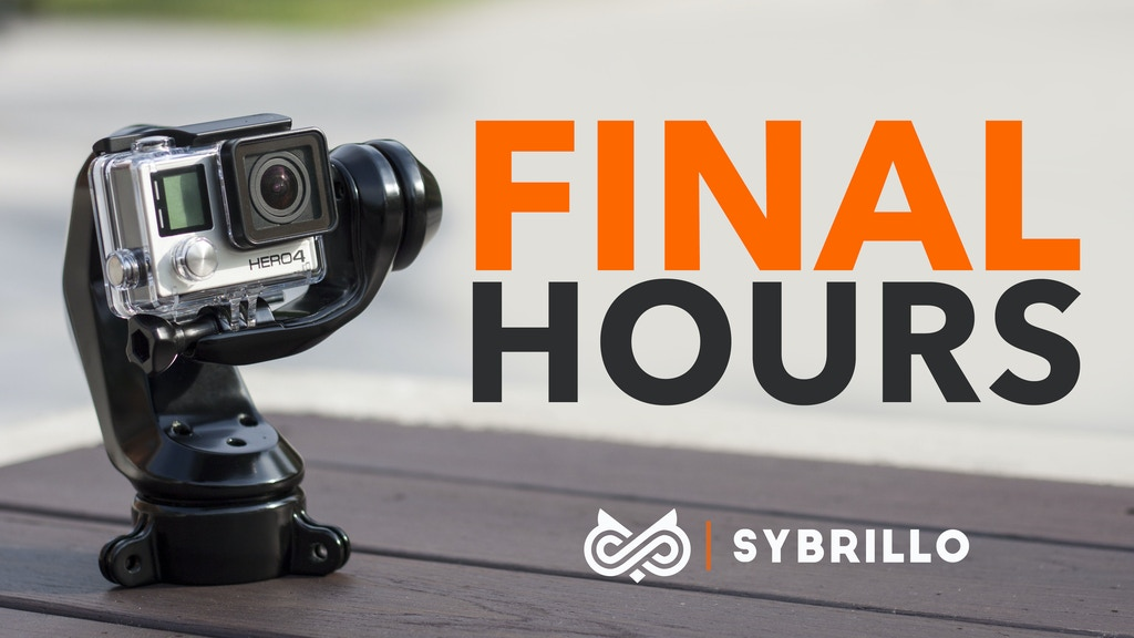 Sybrillo - The most versatile GoPro accessory project video thumbnail
