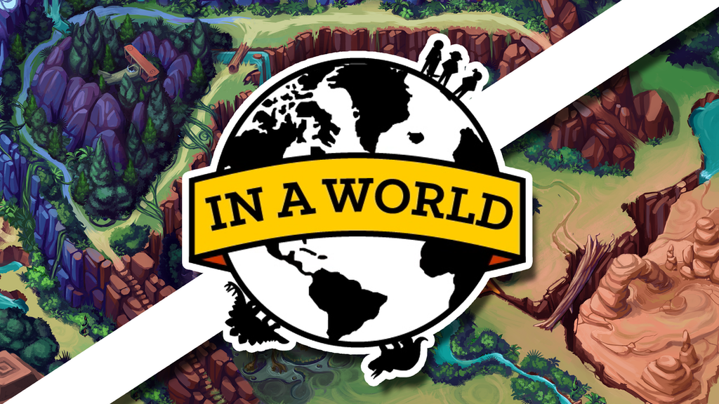 In a World of Dinosaurs - A board game you'll totally dig project video thumbnail