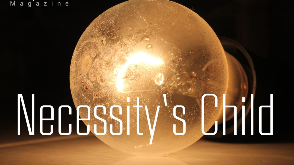 Story Lab Magazine – Issue I: Necessity's Child project video thumbnail