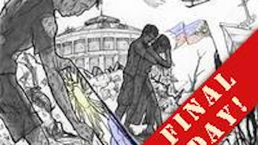 Pinoy Komiks: Filipino Comic Anthology project video thumbnail