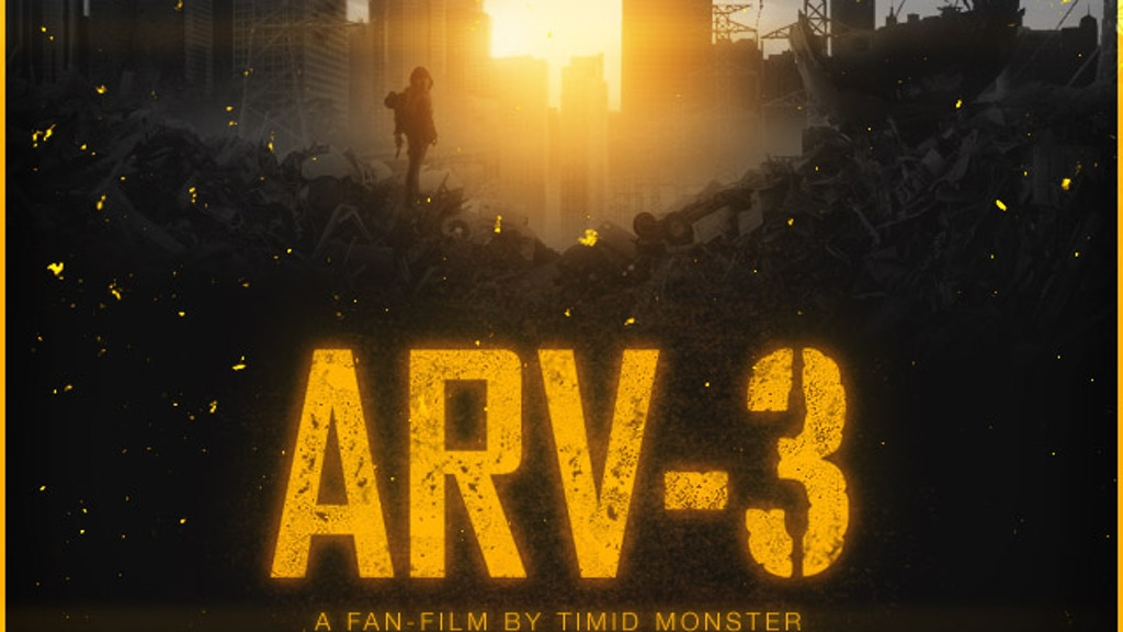 ARV-3 – A Thrilling, Dystopian Sci-fi Film project video thumbnail