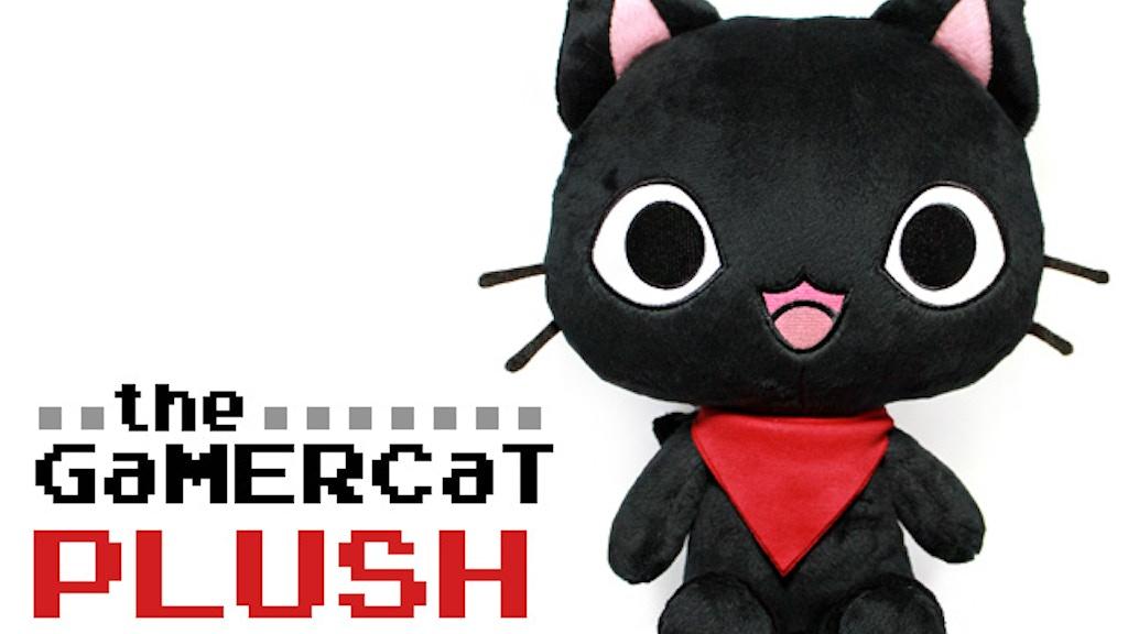 The GaMERCaT Plush project video thumbnail