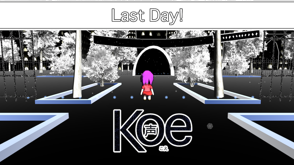 Koe A Jrpg With Japanese At The Core Of Gameplay By Jitesh